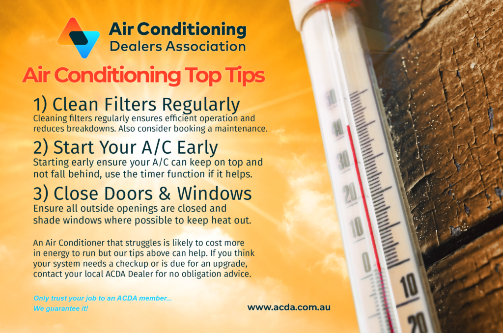 AC Summer 3 Cooling Tips
